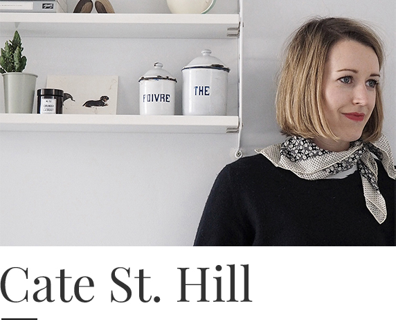 Blogger - Cate St. Hilll