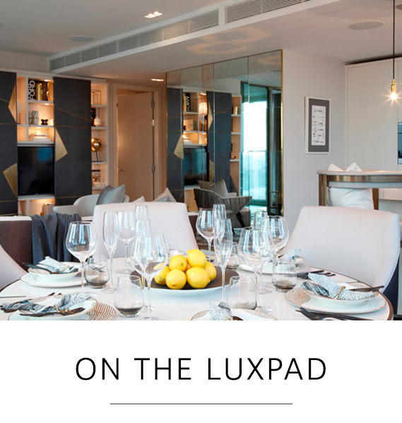 On the LuxPad