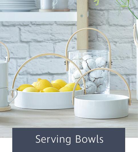 Shop Serving Bowls