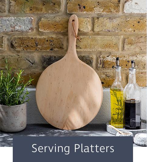 Shop Serving Platters
